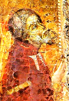 Portrait that is supposed to represent Juan Manuel, Prince of Villena, who through the Treaty of Torrellas continued in possession of the dominion of Villena, although this lordship became part of the Kingdom of Aragon. (Cathedral of Murcia).