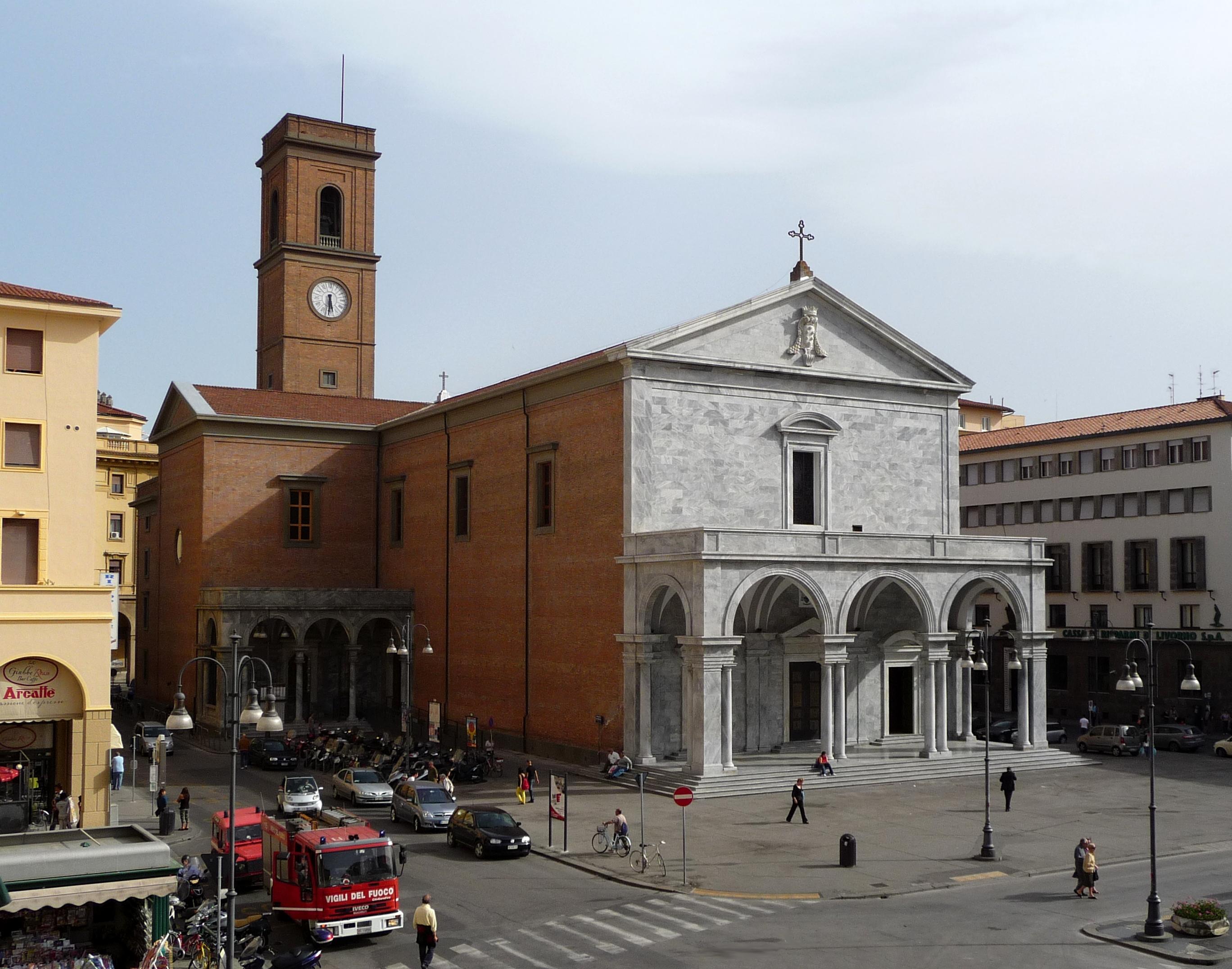 File:Duomo Livorno.JPG - Wikimedia Commons