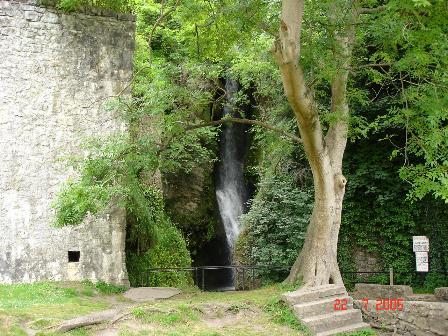 Dyserth Waterfalls - geograph.org.uk - 29579