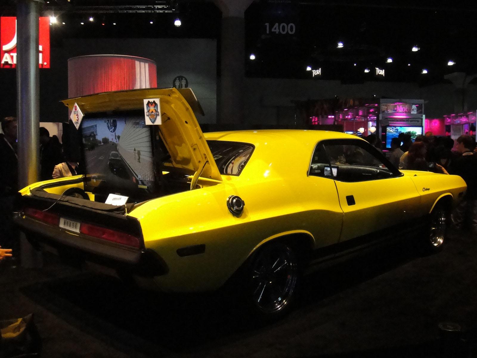 File:E3 2011 - Driver San Francisco Dodge Challenger