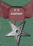 This editor is a Veteran Editor III and is entitled to display this    High Finned Sperm Whale