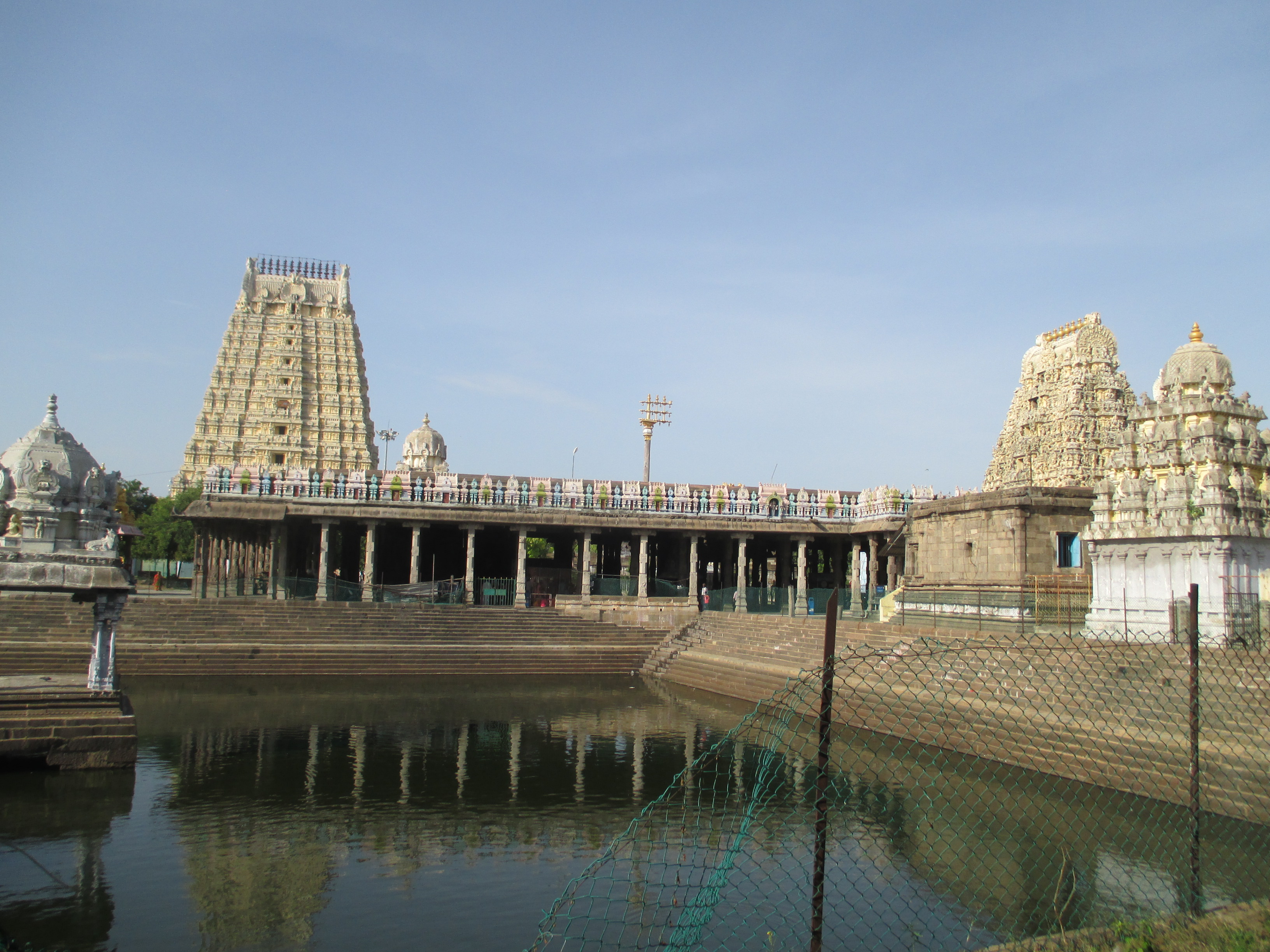 Varadharaja Perumal temple at Kanchipuram near Chennai