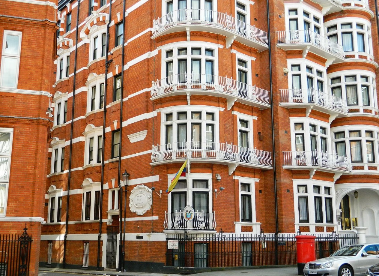 Embassy of ecuador london wikiwand for Consul high availability