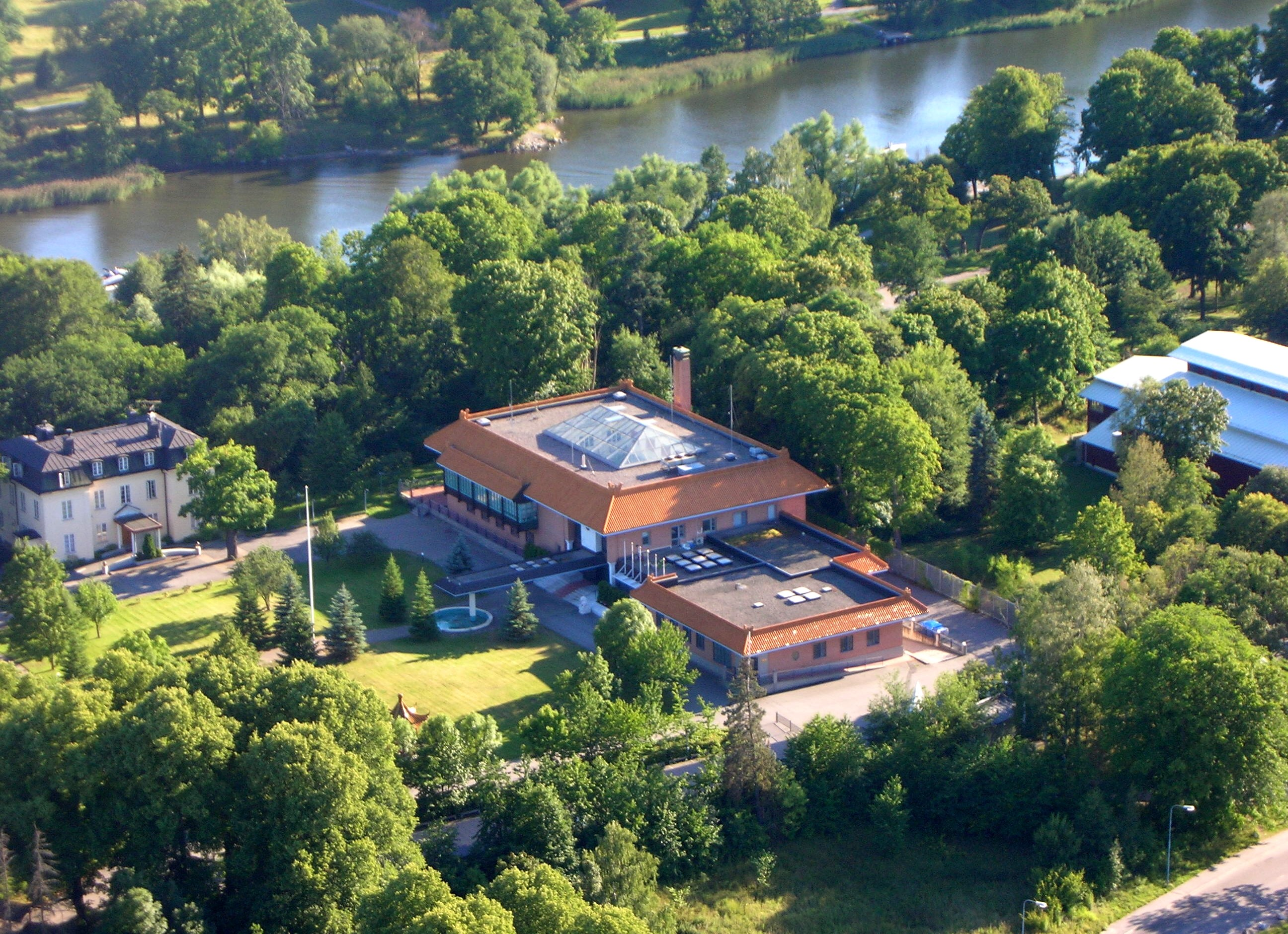 kinesiska ambassaden i stockholm