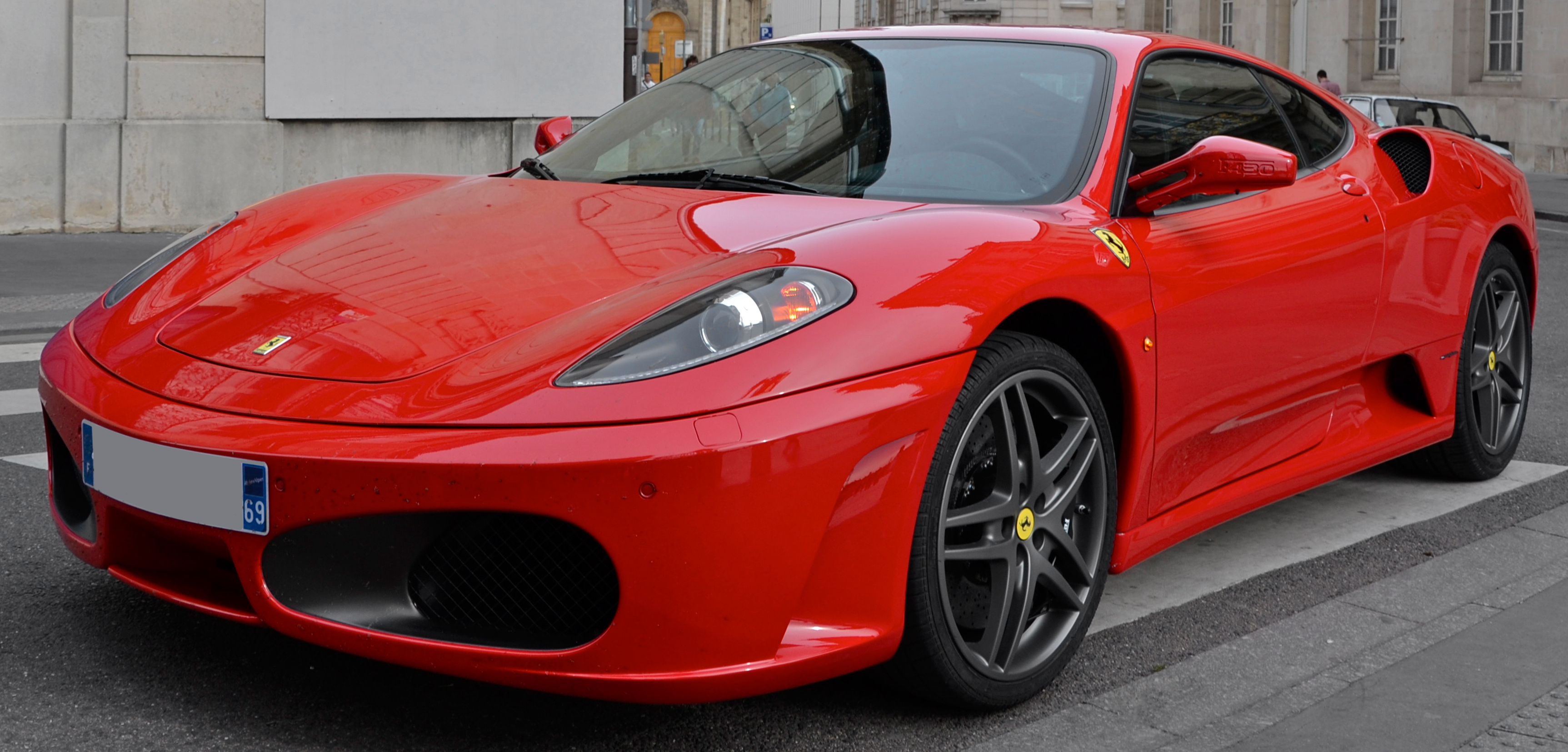 Hire a Ferrai F430 at PB Supercars