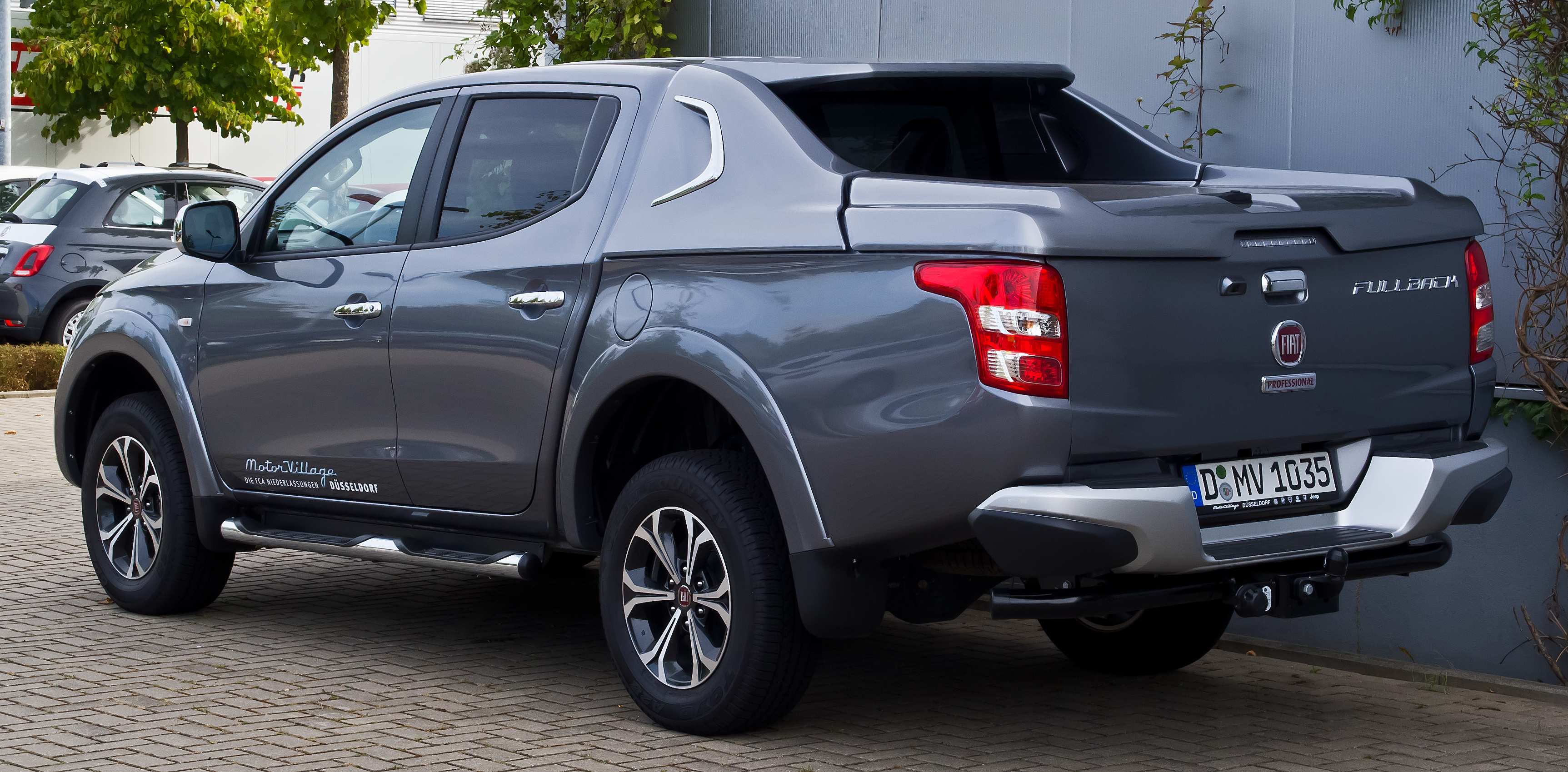 Datei Fiat Fullback Double Cab Lx Launch Edition 2 4