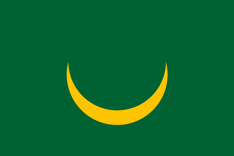 Flag Mughal Empire by bot.png