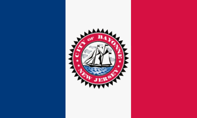file flag of bayonne  new jersey png wikimedia commons new york city victorian tile new york city victorian tile