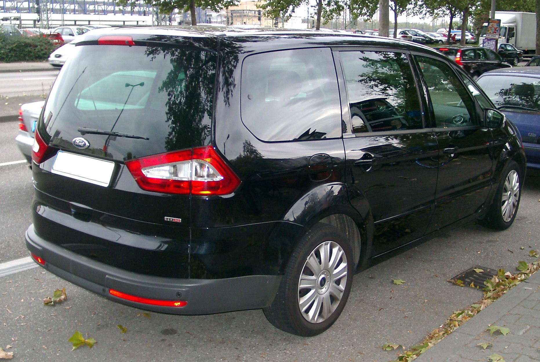 file ford s max rear wikimedia commons. Black Bedroom Furniture Sets. Home Design Ideas