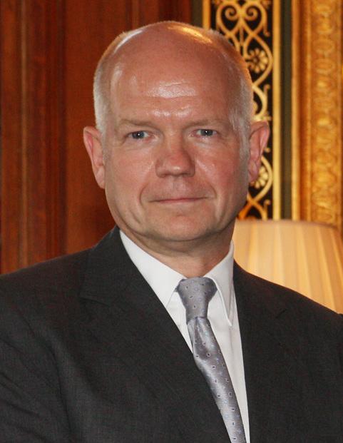 William Hague Wikipedia