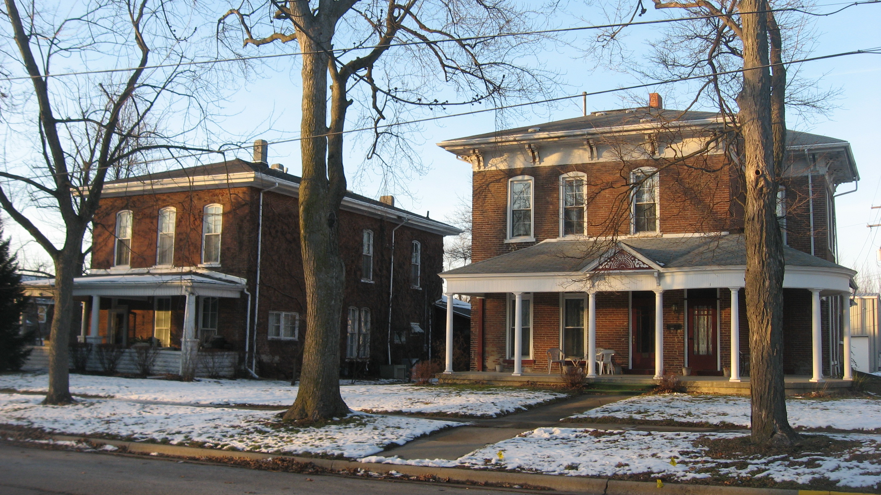 Colonial Homes In Fort Wayne : National register of historic places listings in kosciusko