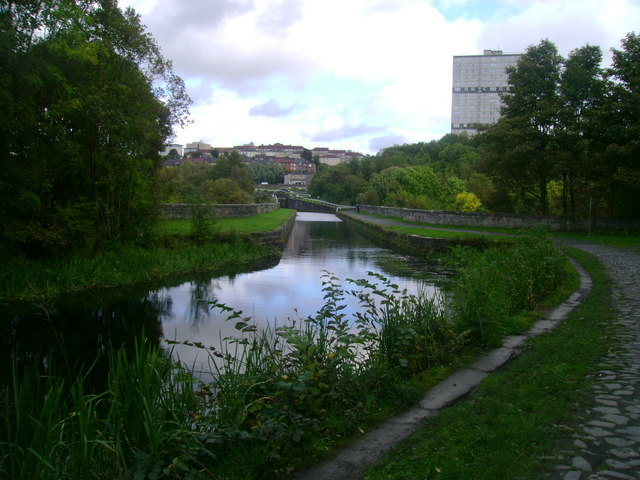 Forth and Clyde Canal - geograph.org.uk - 1515104