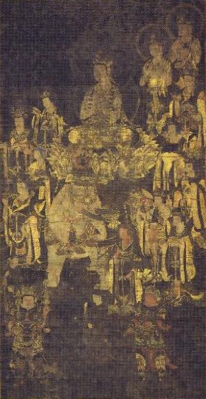 Fugen and the Ten Rakshasas (Jōninji).jpg
