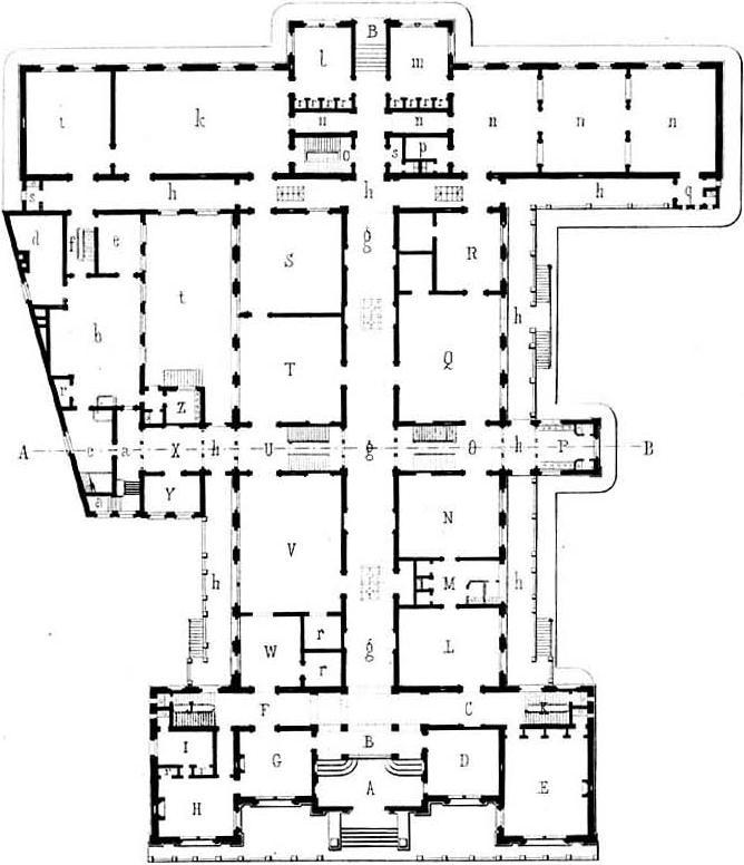 File:G.N. Itz Weeshuis Dordrecht second floor plan.jpg ...
