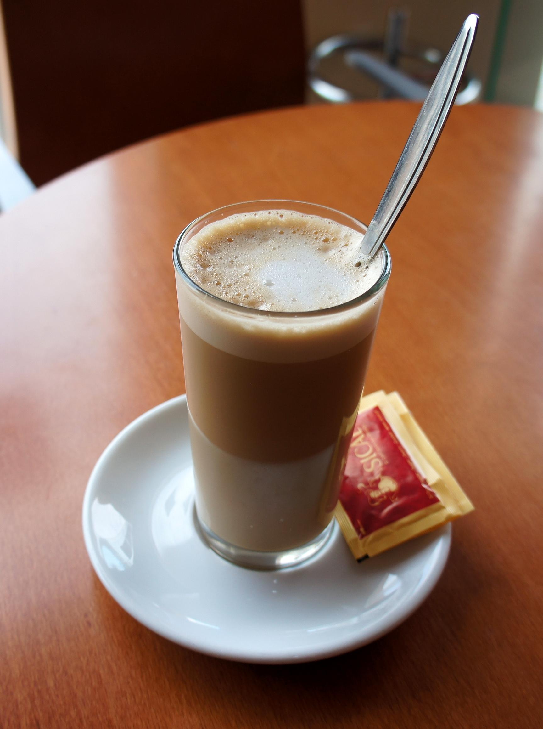 Brown Glass Coffee Mugs