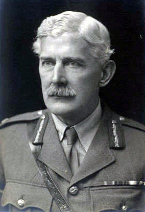Major General Harper