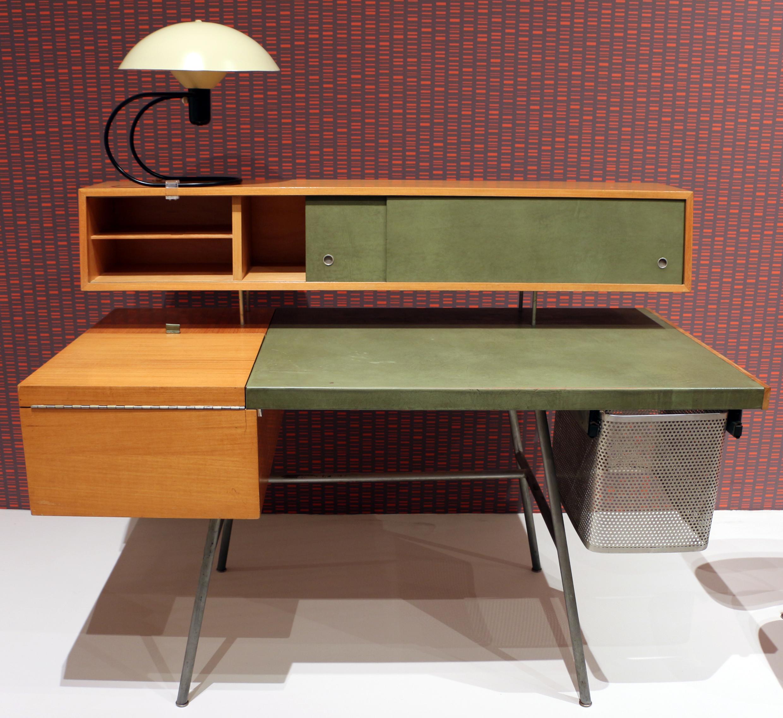 Datei George Nelson Ass Per Miller Furniture Co Scrivania