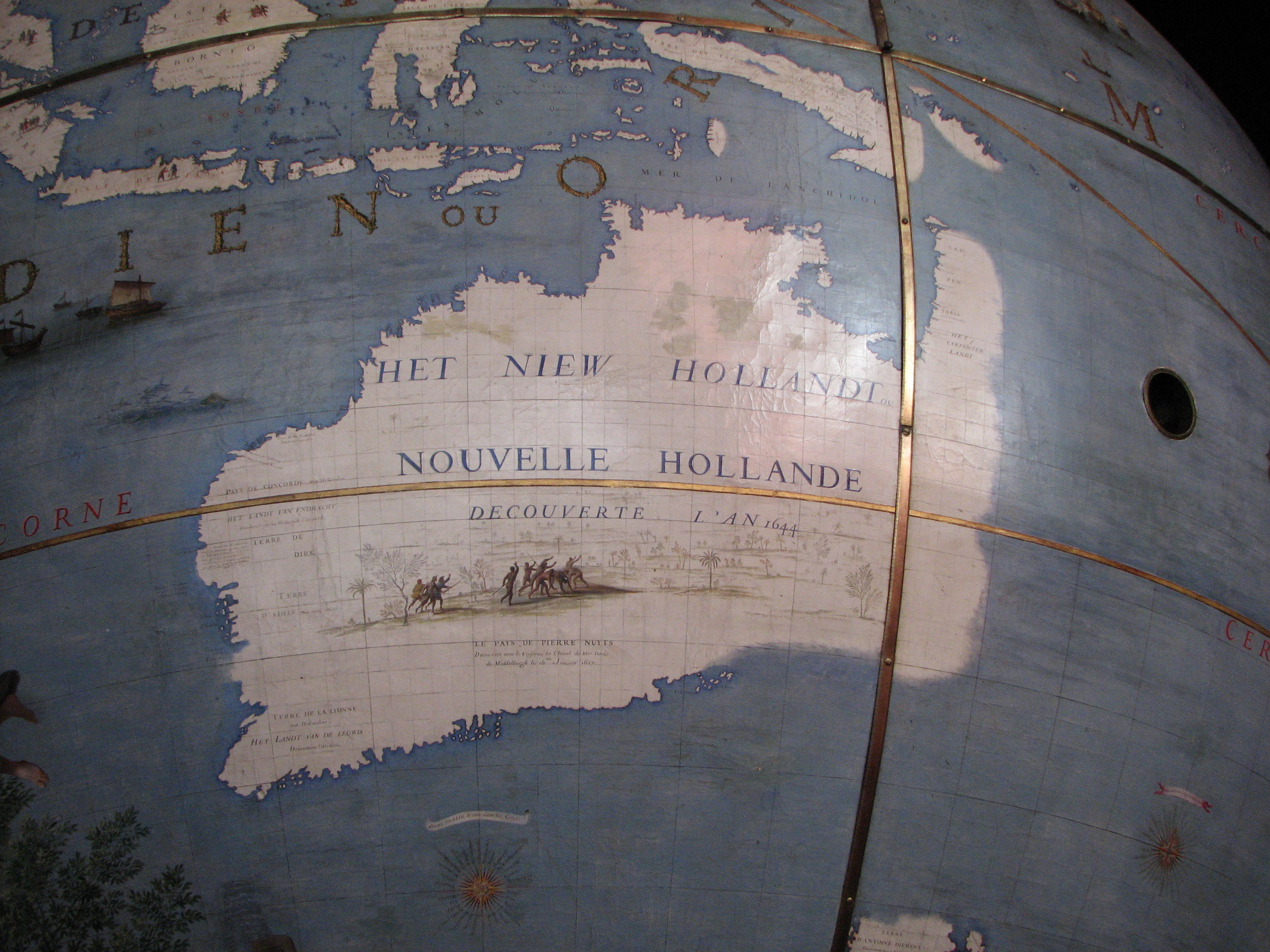 Carte Australie Precise.New Holland Australia Wikipedia