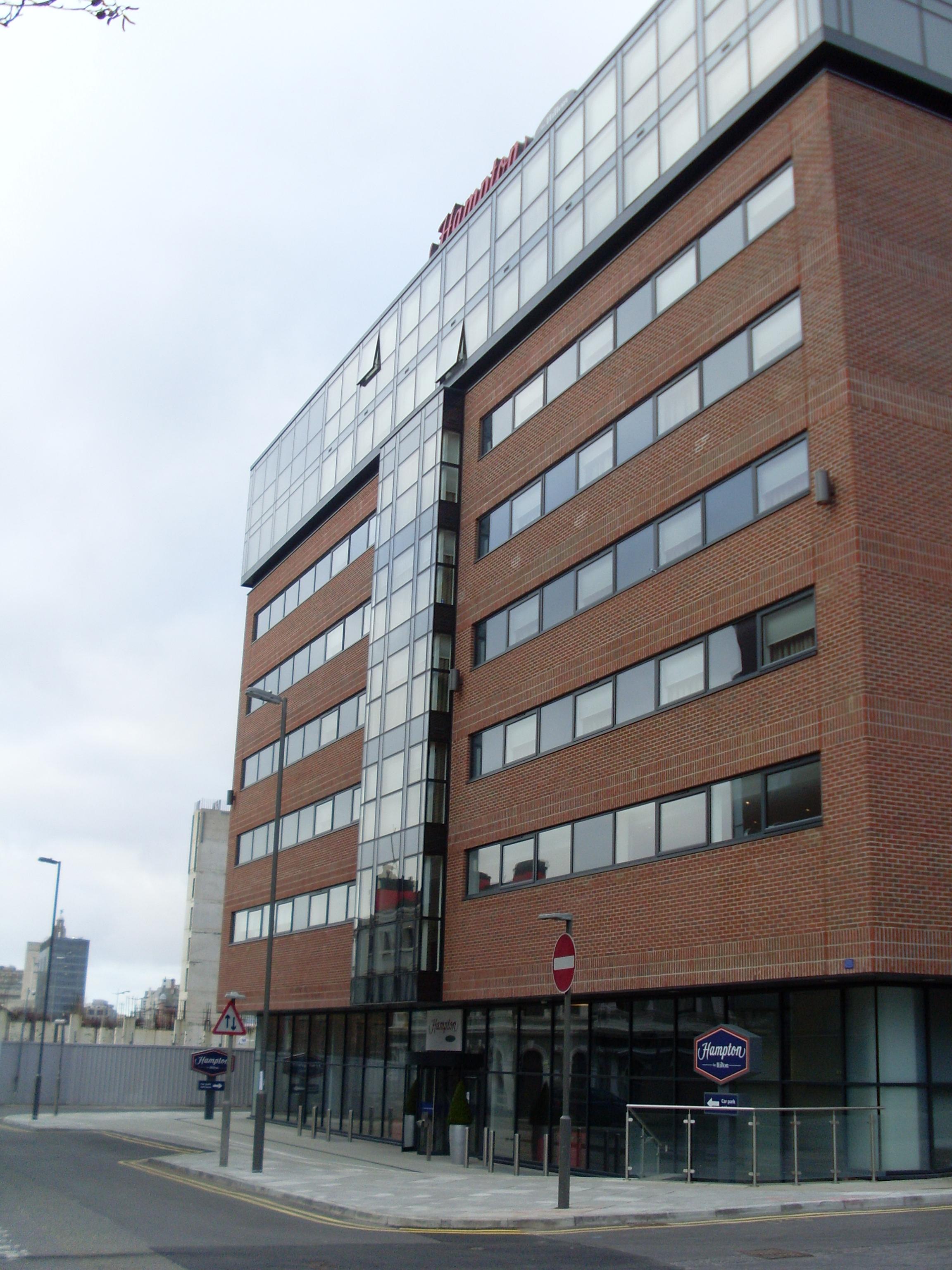 Hampton By Hilton Liverpool City Centre Hotel