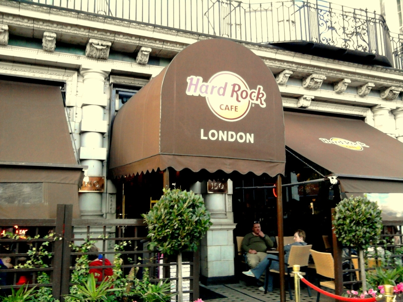 Hard Rock Cafe K