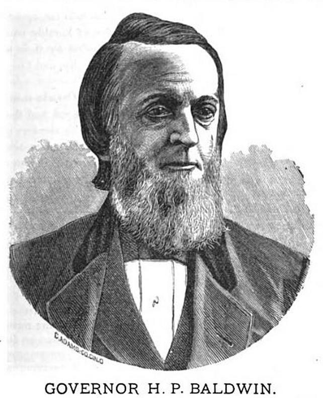 Henry P . Baldwin