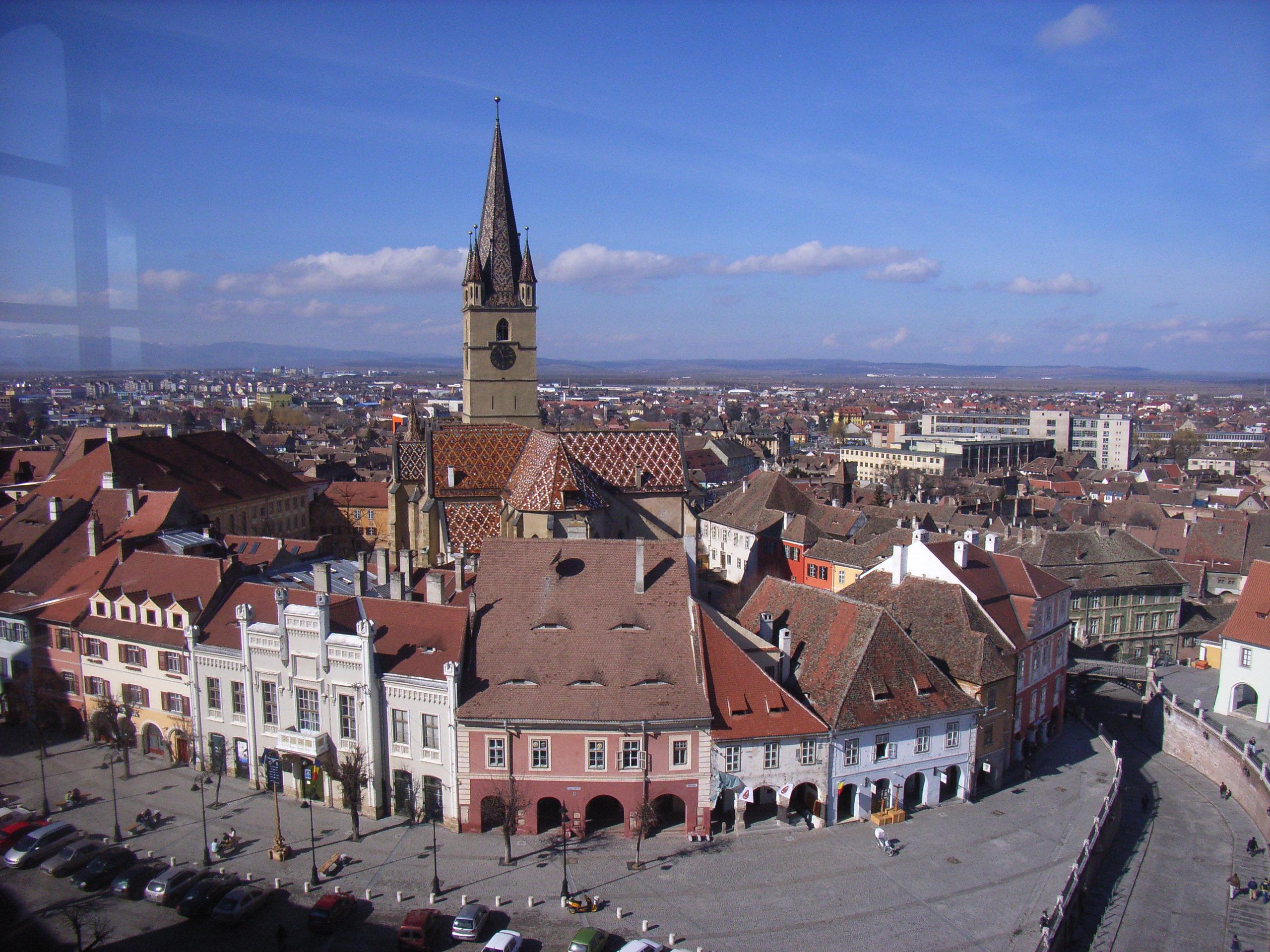 Sibiu, ehemals Hermannstadt