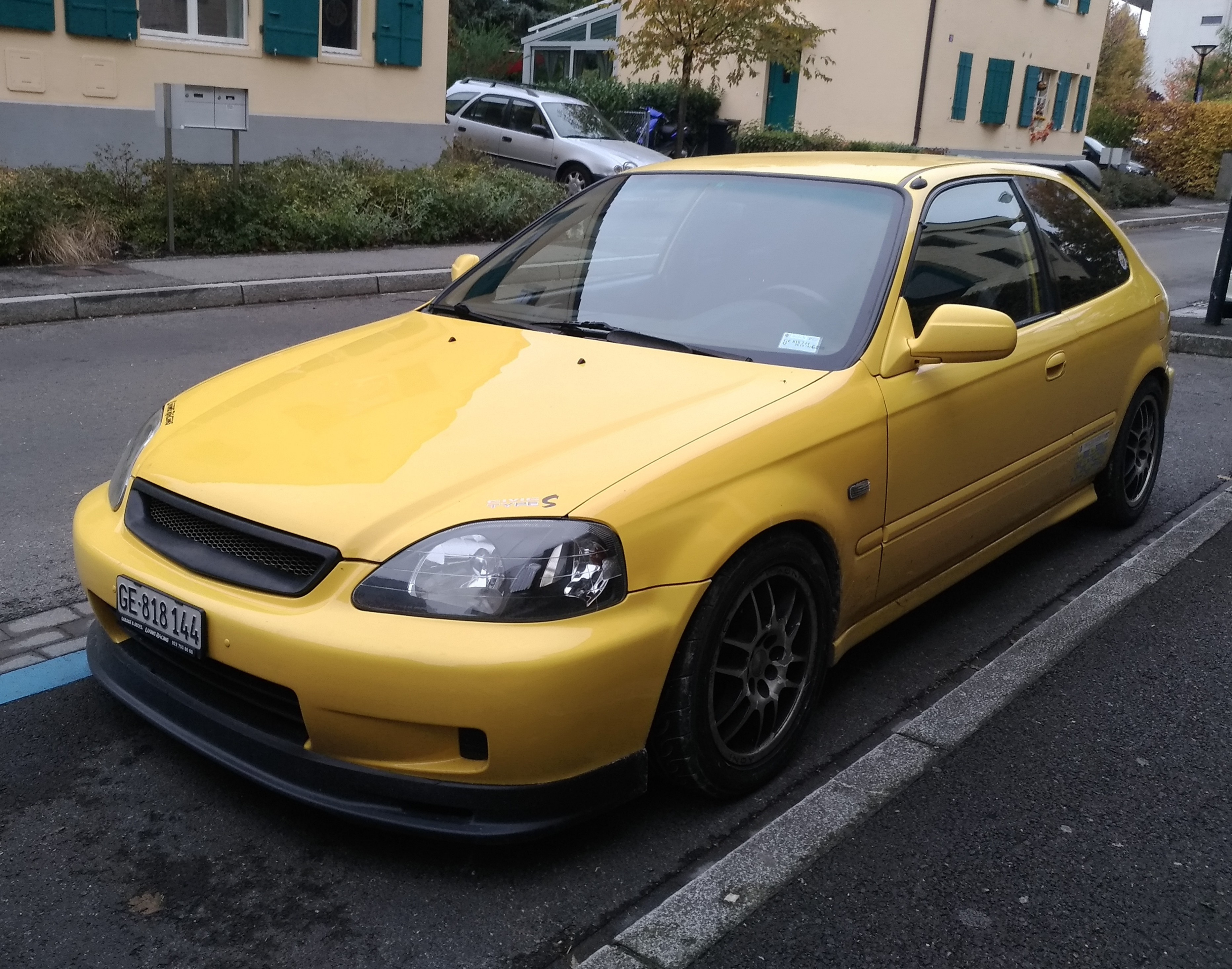 Kekurangan Civic Ek9 Spesifikasi