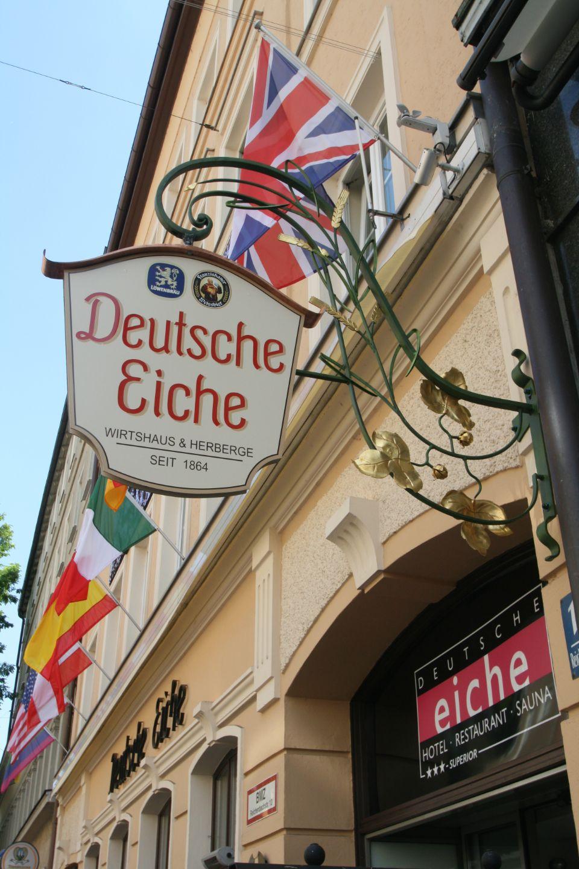 hotel deutsche eiche münchen