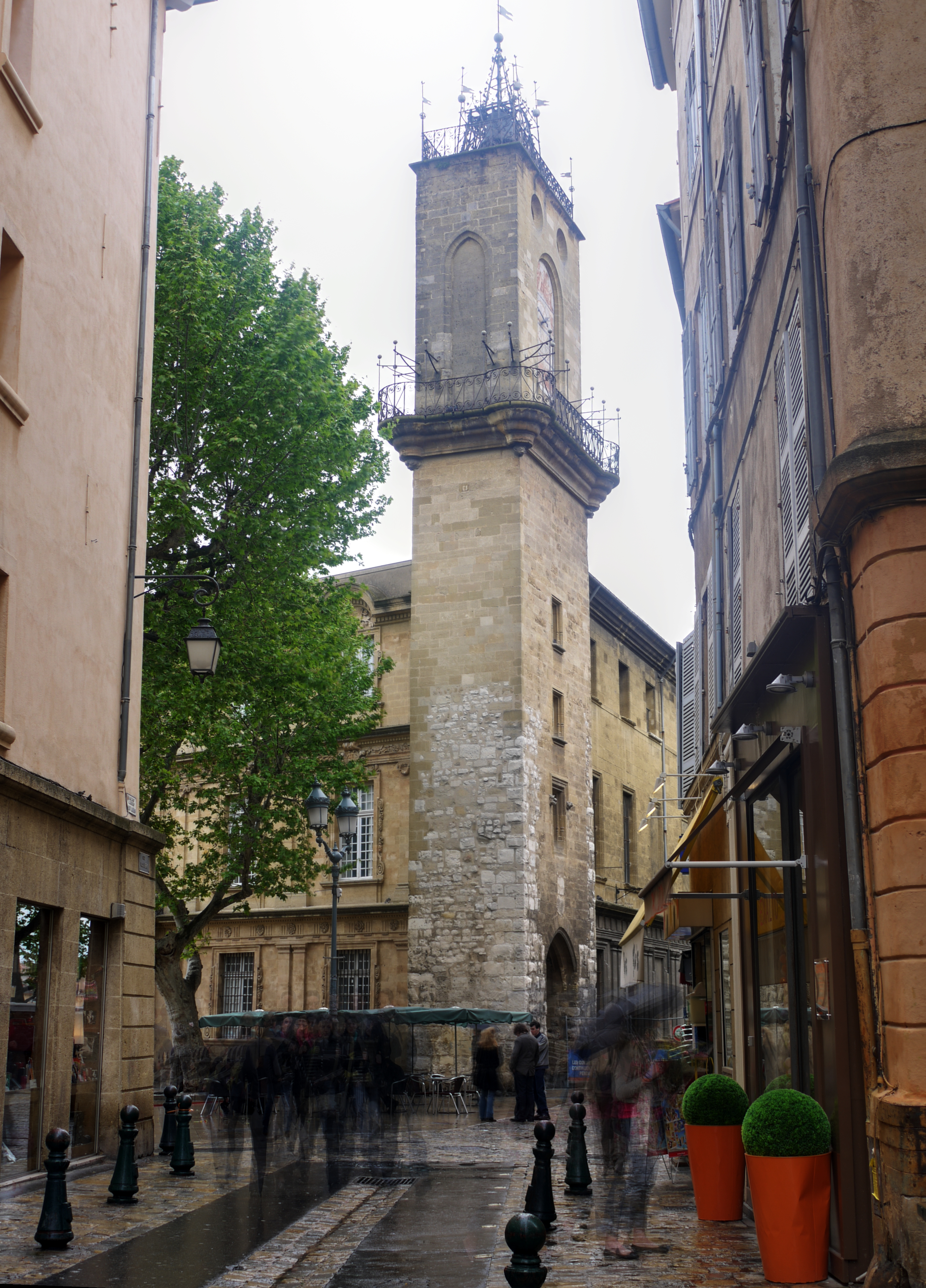 FileHotel de Ville Rue Paul Bert Aix en provence P1360279