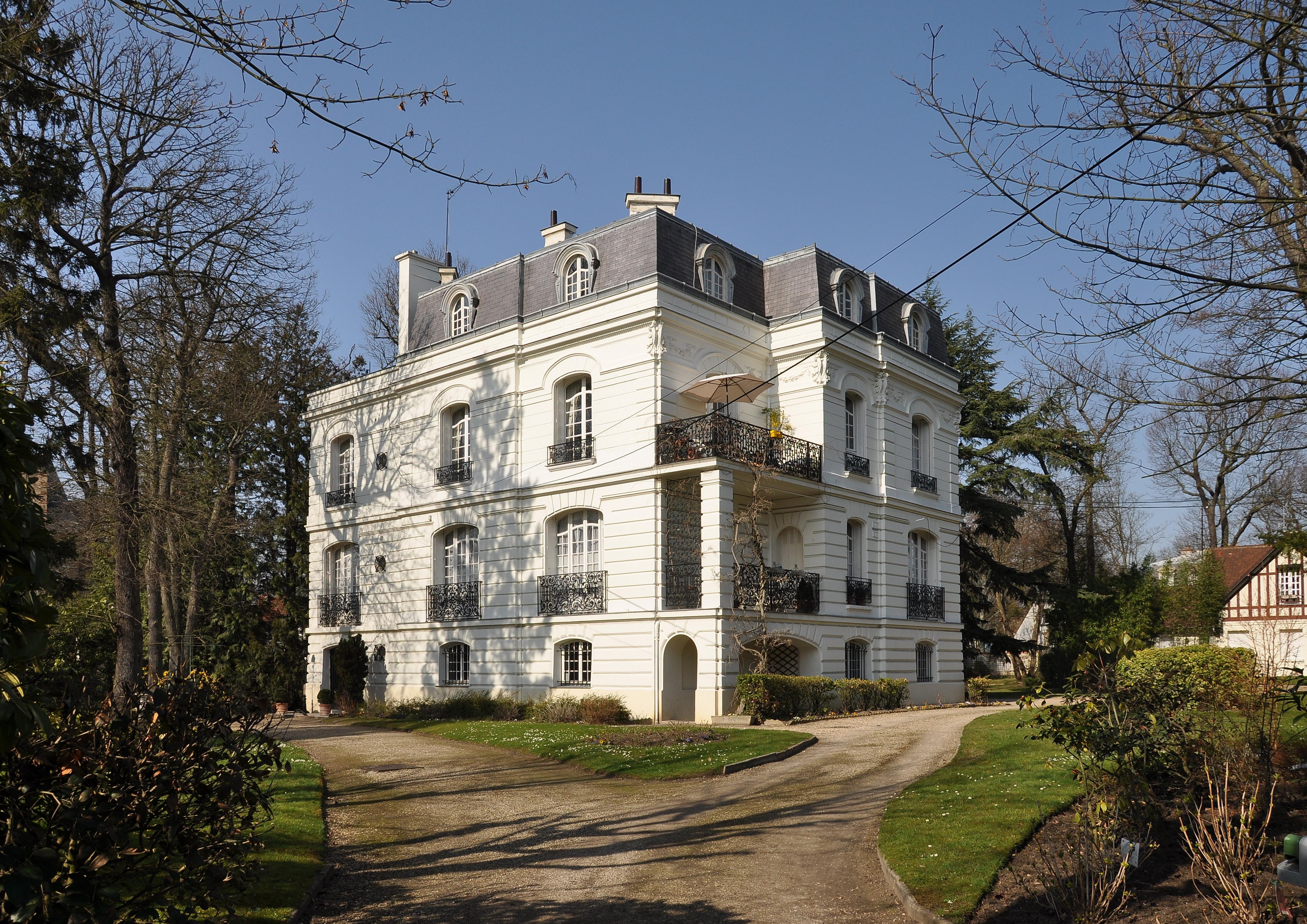 Location De Villa En Ville France