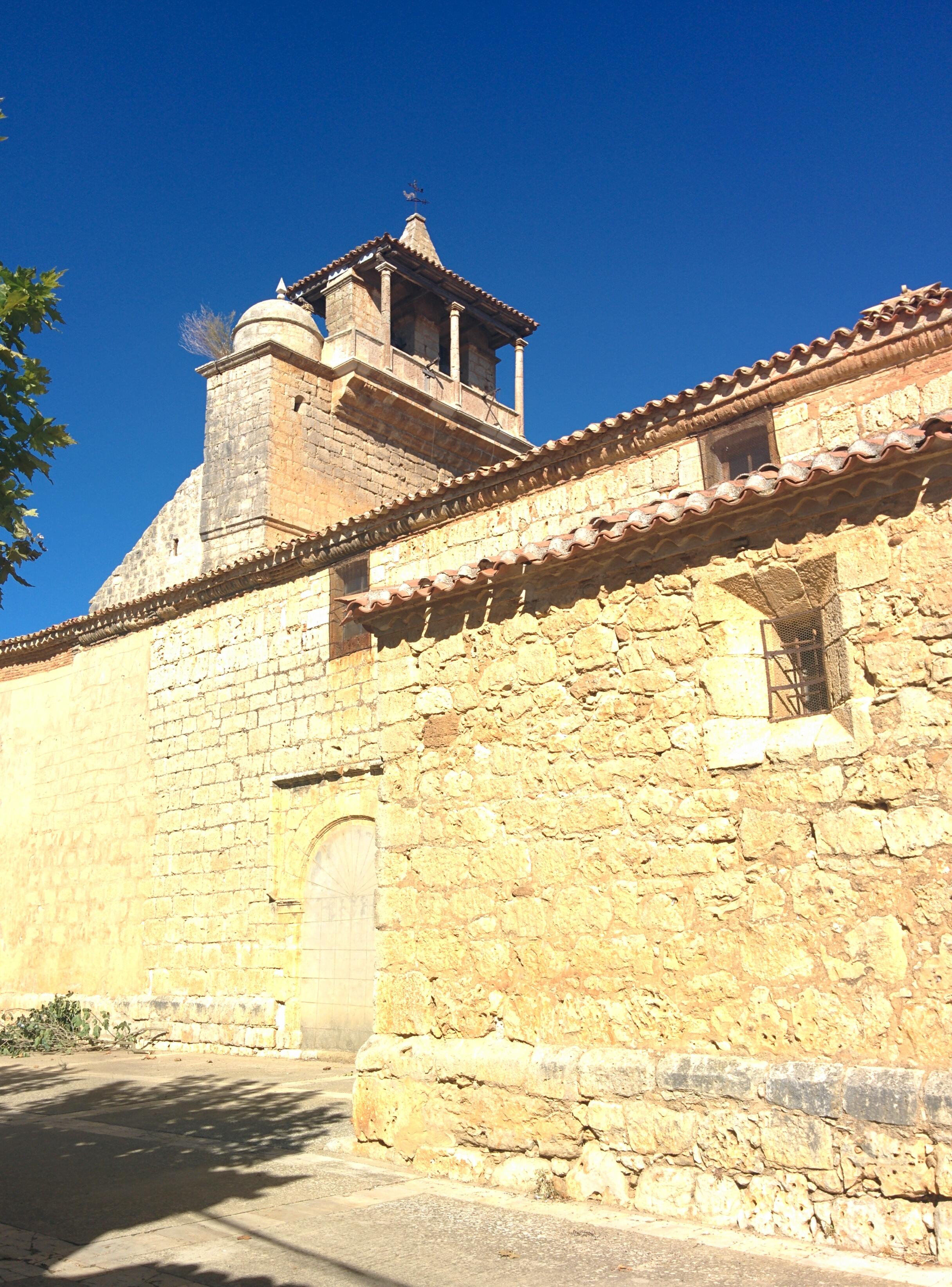 File Iglesia De San Pedro Apostol Villanueva De Los Caballeros 01