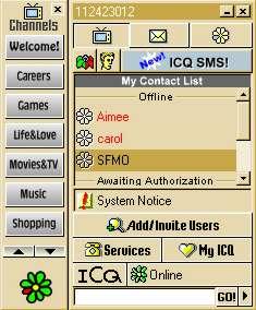 Icq International Chat Rooms