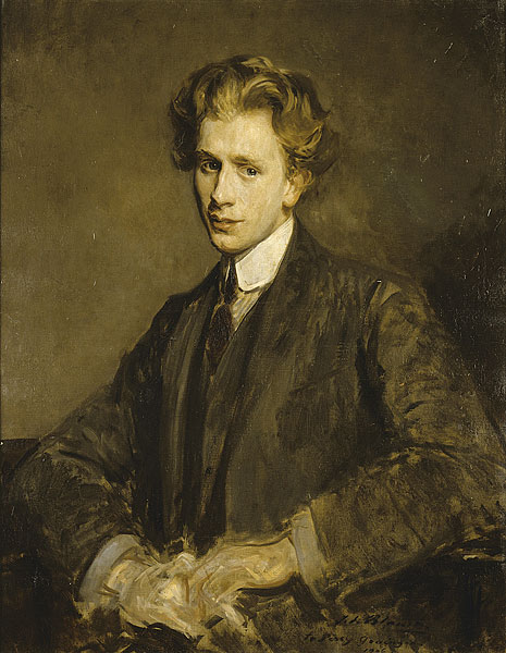 Image result for Percy Grainger Jacques-Emile Blanche""