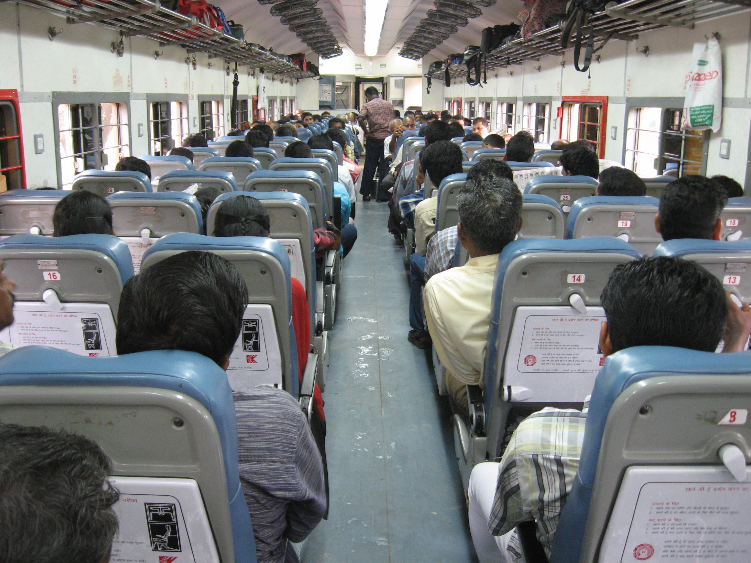 ac chair car train file janshatabdi train kerala india jpg wikimedia
