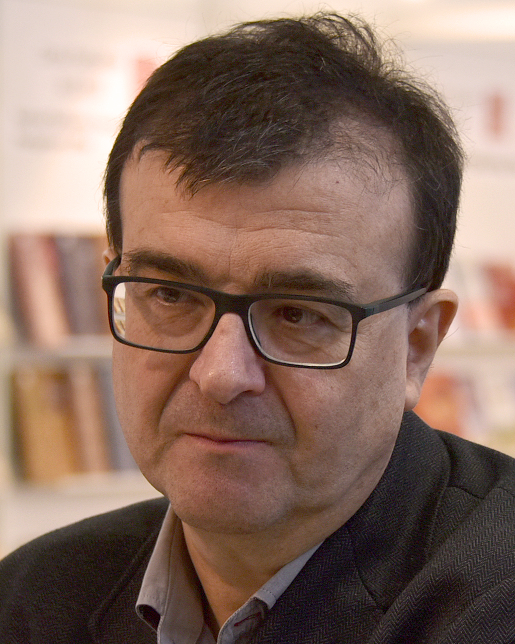 Javier Cercas (2019)