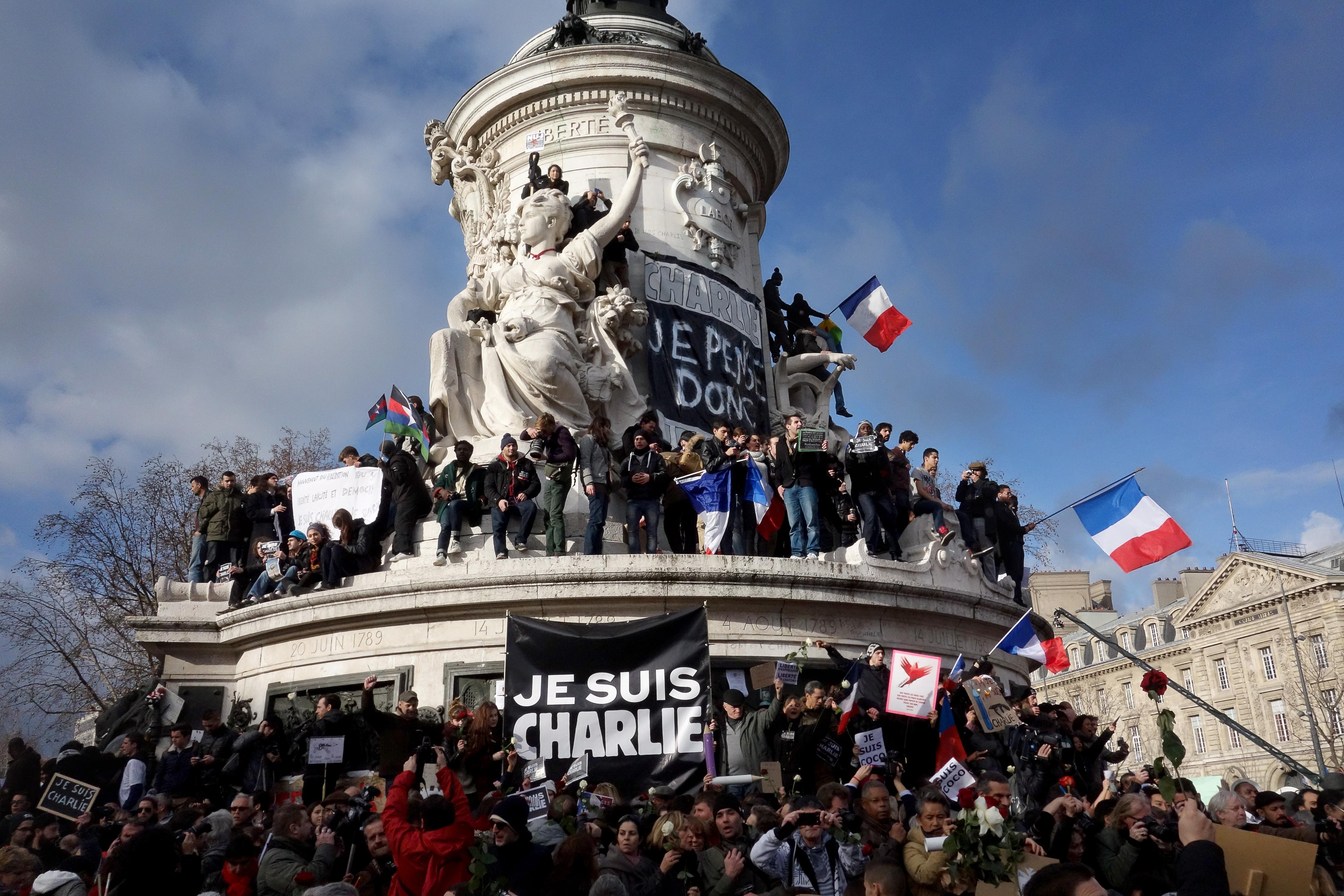 File je suis charlie paris 11 january wikimedia commons - Dates des soldes janvier 2015 ...