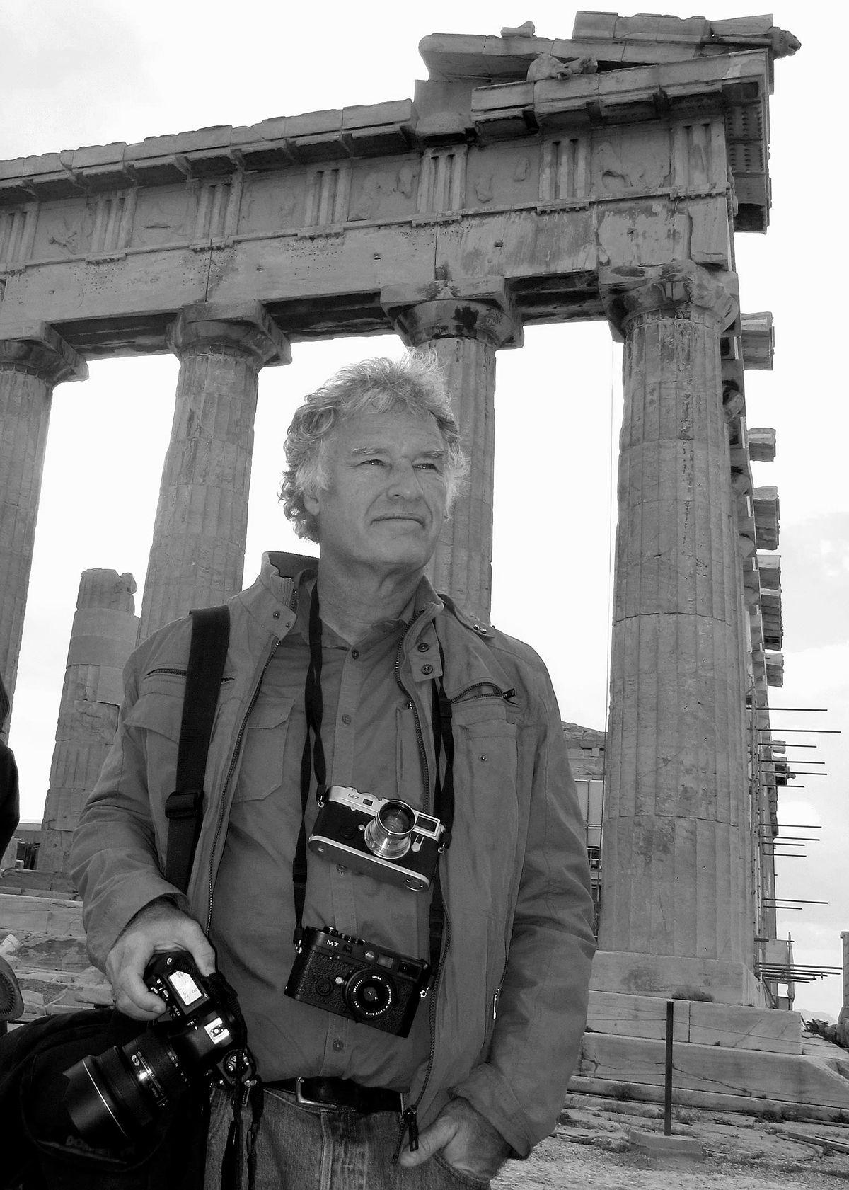 Image of Jeff Widener from Wikidata