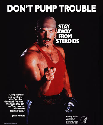 anti steroid quotes