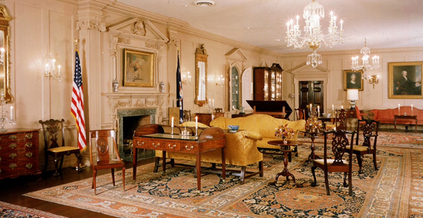 Diplomatic Reception Rooms US Department Of State