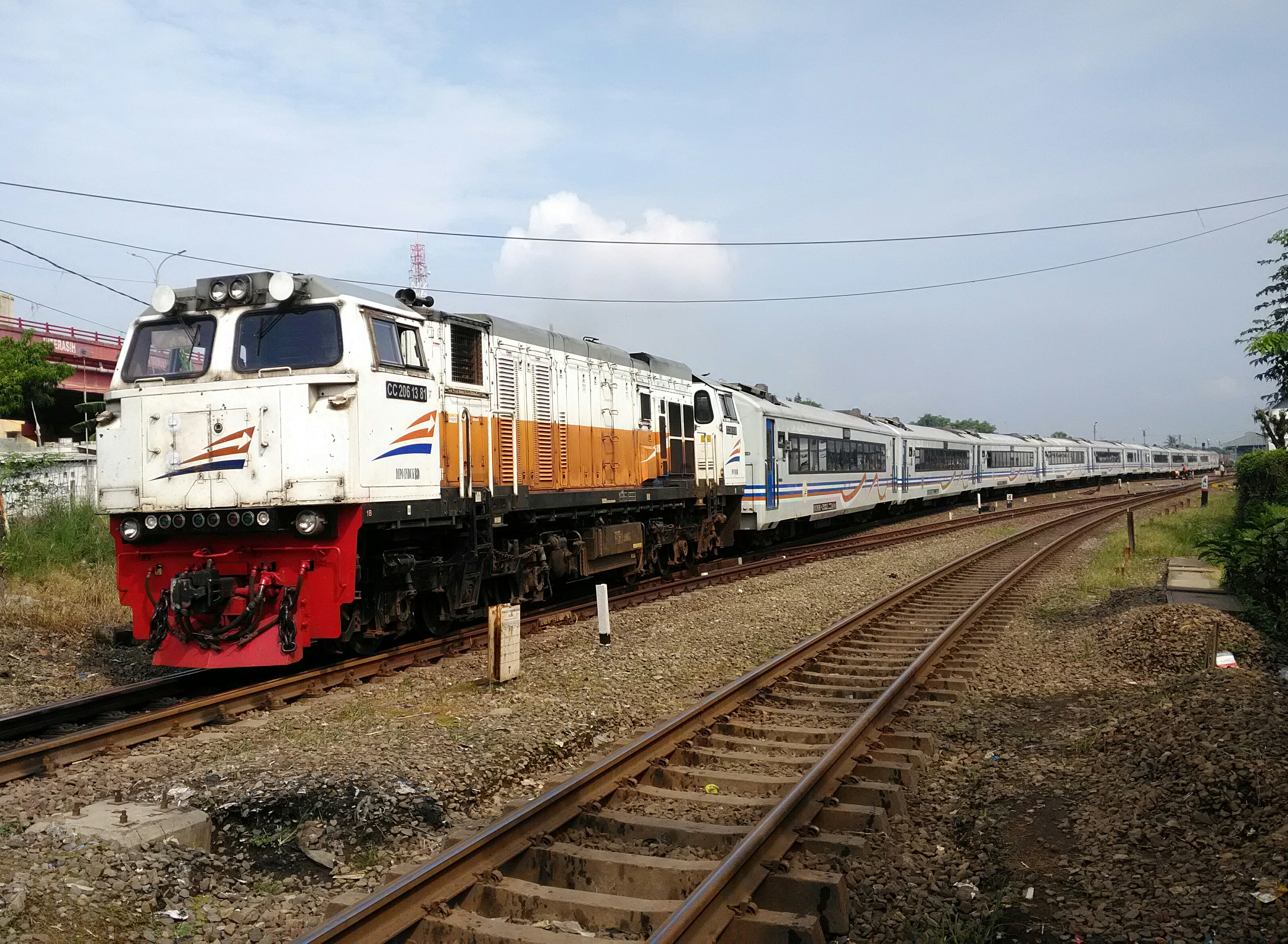 Kereta Api Argo Dwipangga Wikipedia Bahasa Indonesia