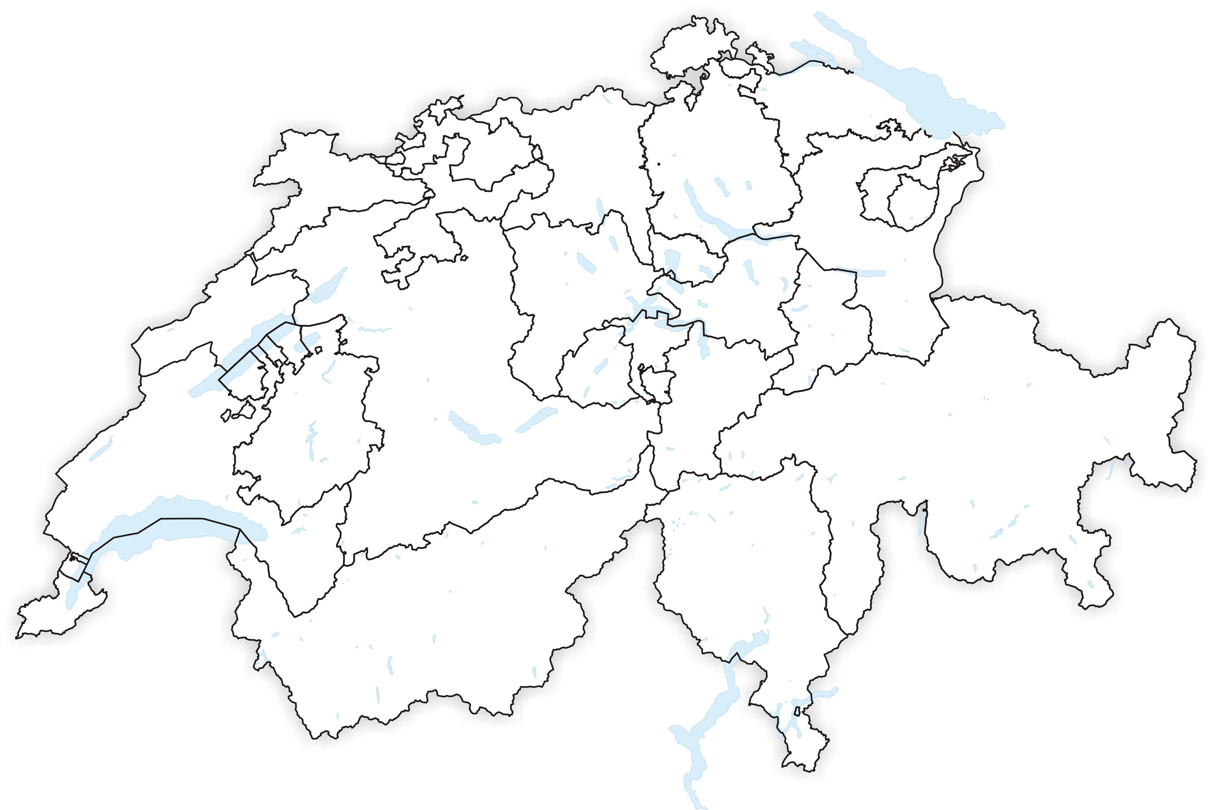 schaffhausen rheinfall karte