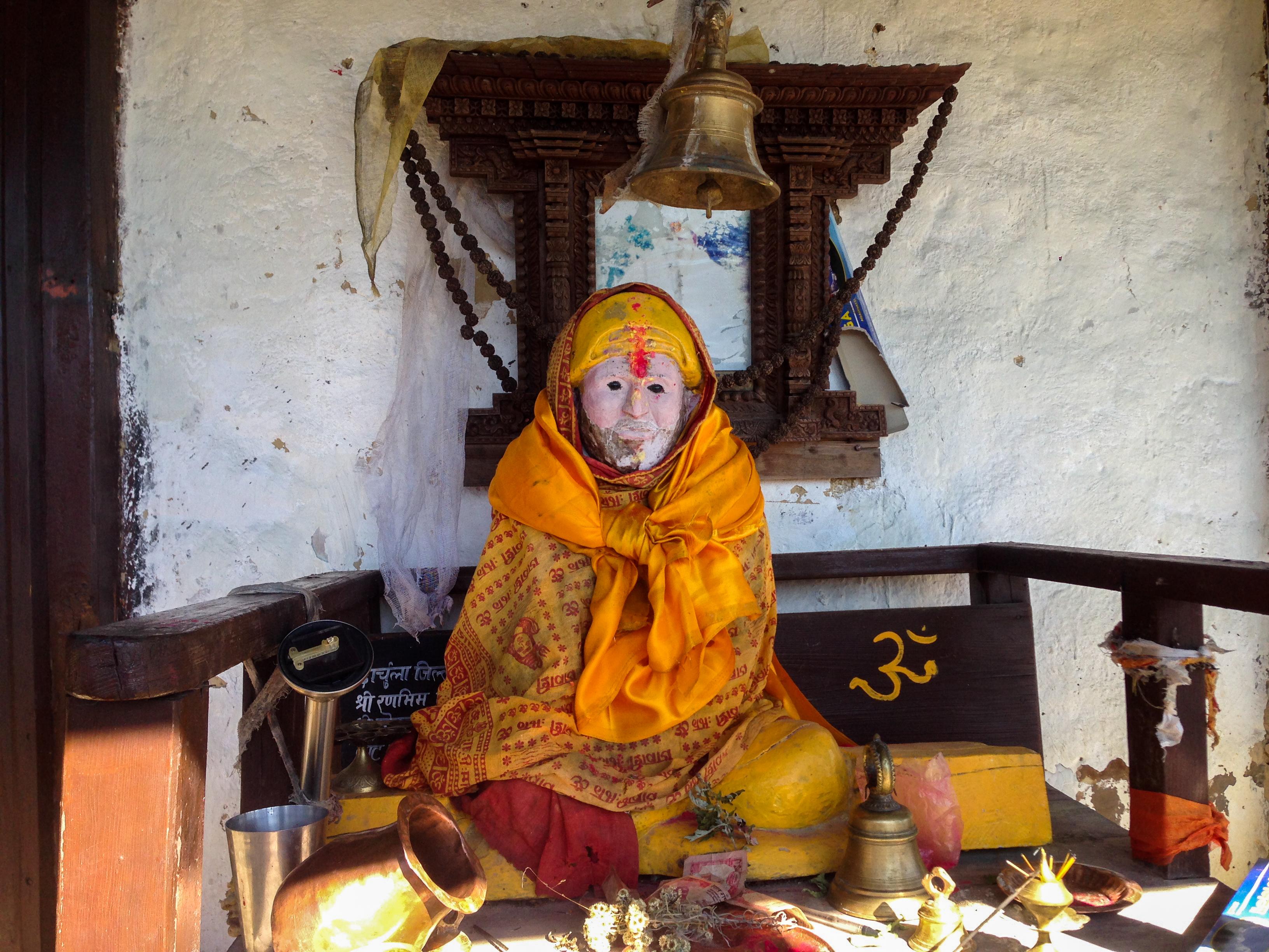Khaptad Baba or Swami Sachchinanda