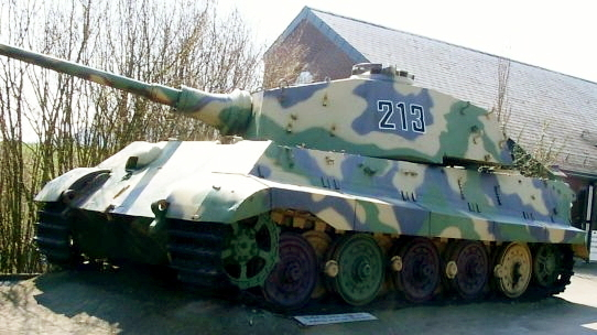 Tanques Alemanes vs soviéticos  - Página 2 King_Tiger_1
