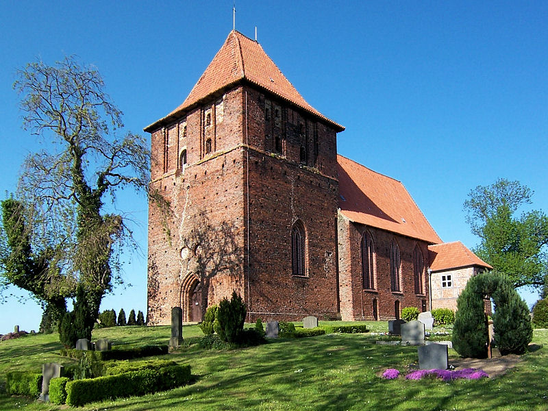 Kirche In Hohenkirchen