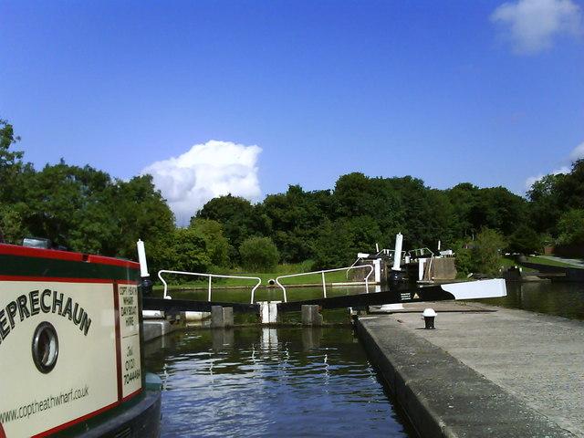 Knowle Locks - geograph.org.uk - 1432517