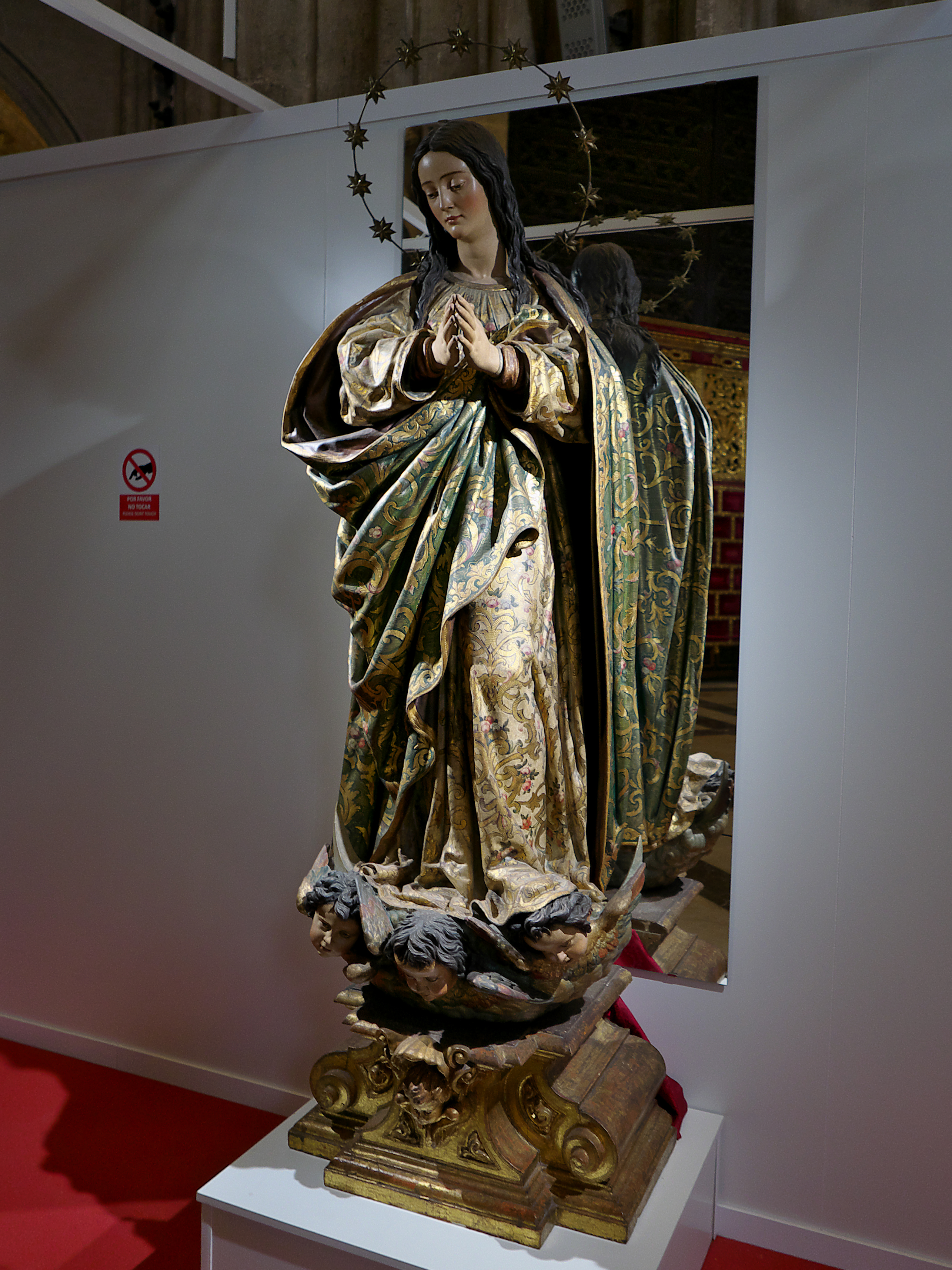 Archivo La Inmaculada Juan Martinez Montanes Sevilla Jpg