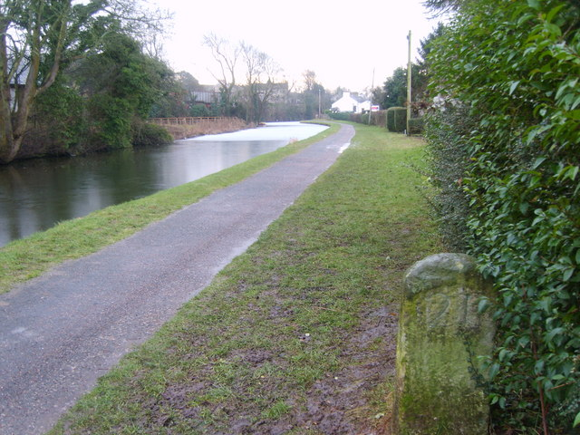 Lancaster Canal - geograph.org.uk - 1652337