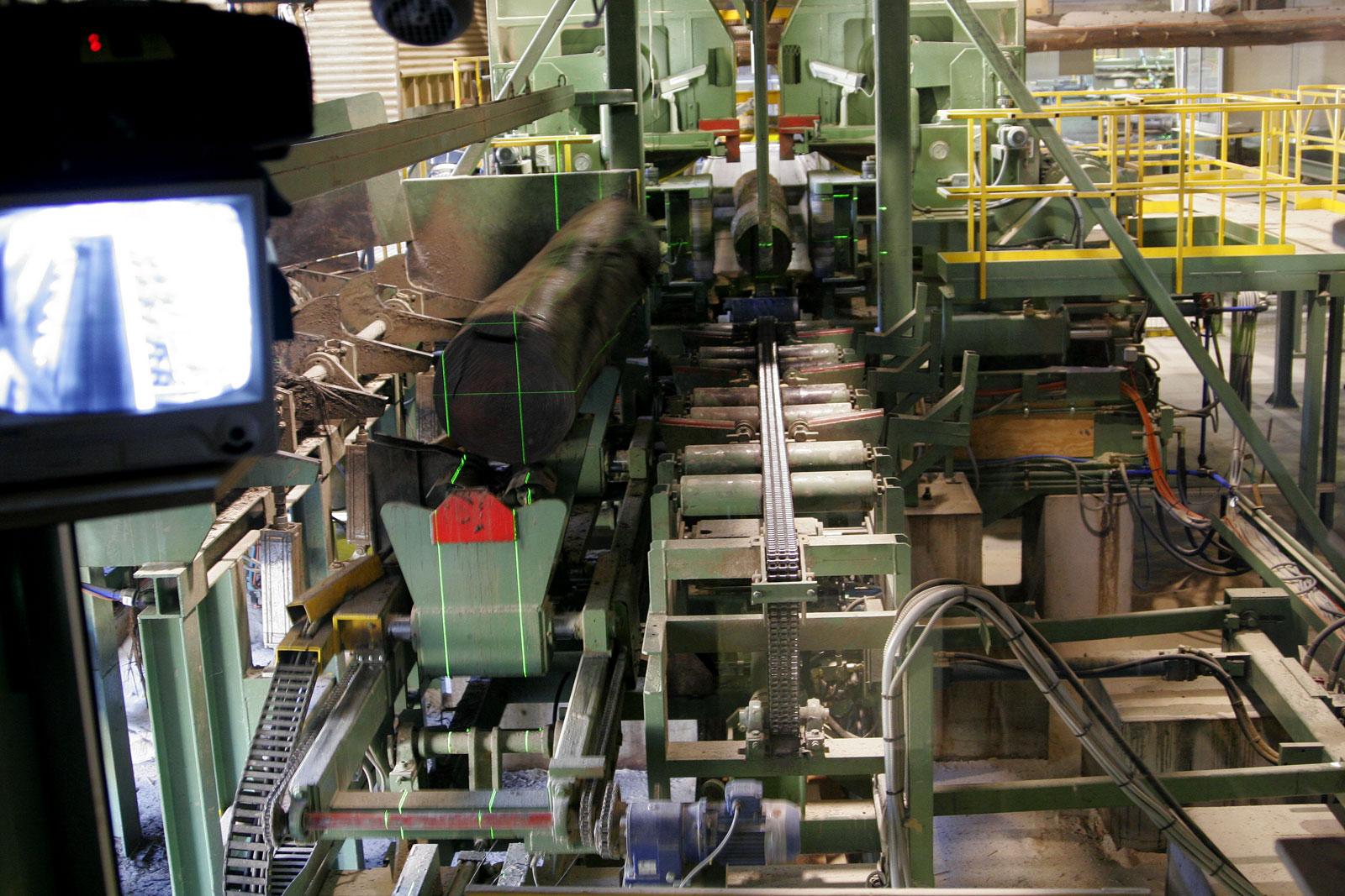 modernsawmill