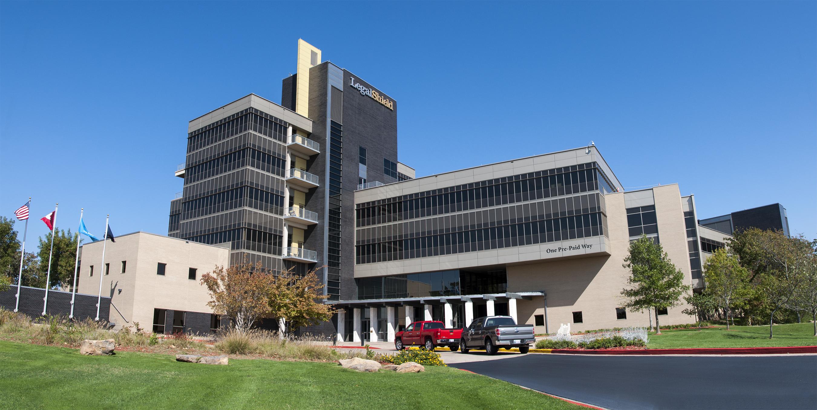 File Legalshield Building In Ada