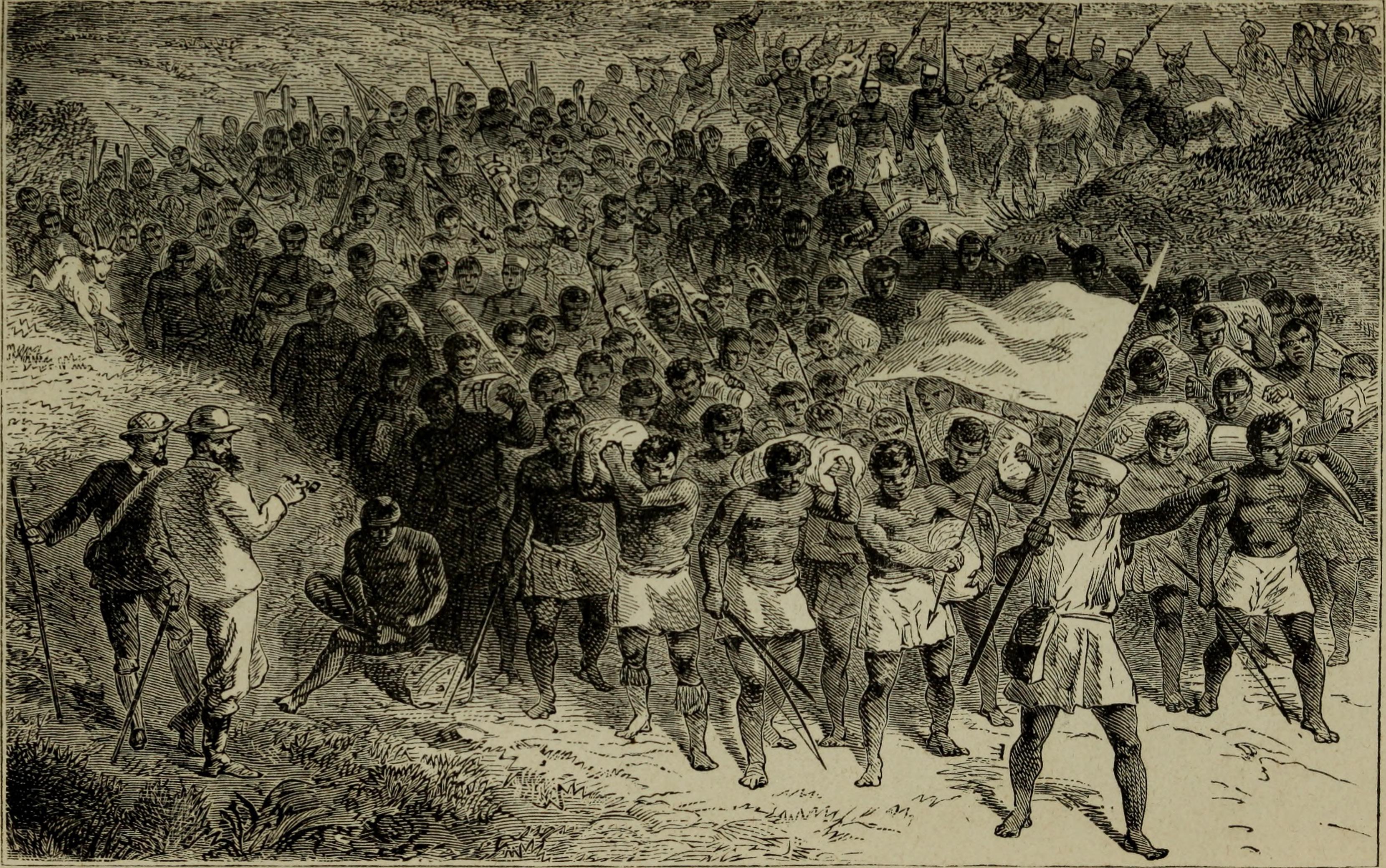 File:Les sources du Nil, voyage des capitaines Speke and Grant ...